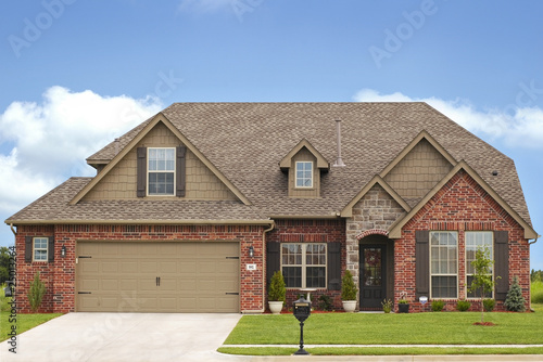 canvas print picture Luxury Home