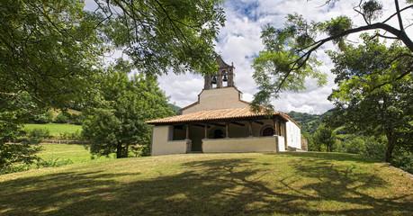 Iglesia de Serrapio.