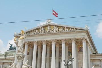 parlamento a Vienna