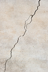 Crack in the wall I