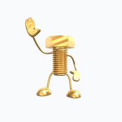 Золотой болт