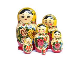 russian babushka nesting dolls