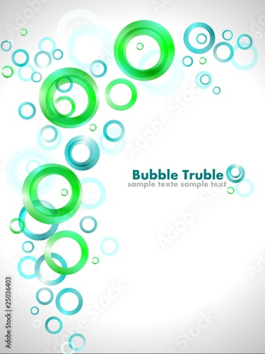 Bubble Truble