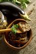 grilled preserved eggplant - conserva melanzane grigliate