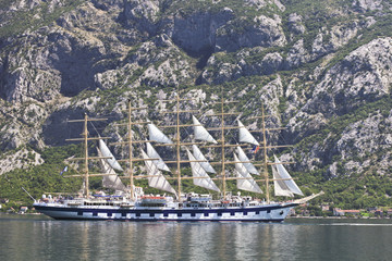 Clipper Tall Ship