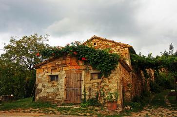 casa contadina croata