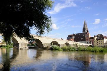 Stadtpanorama Regensburg