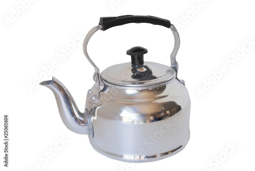 old fashioned tea kettle
