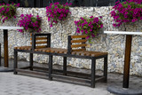 Outdoor Dining Room set poster
