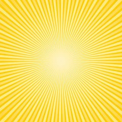 Sunburst commercial background