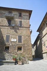 Boldrino House. Panicale. Umbria.