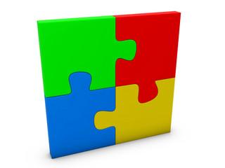 Puzzle Complete 3 color