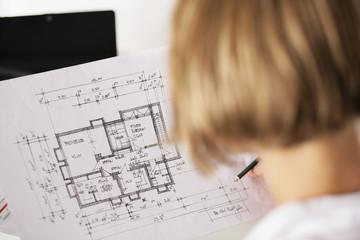 Architektin - Plan