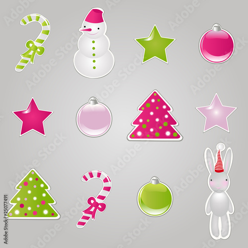 Christmas Symbols And Elements