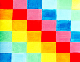 Color Flag Abstract Background