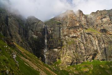 Waterfall Raiskoto praskalo