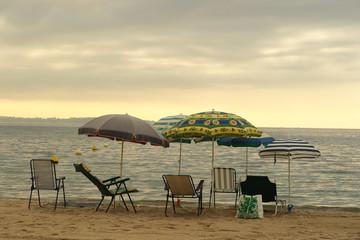 Paysage plage 34