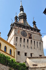 Sighisoara Building tower