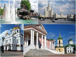 Un tour à Moscou