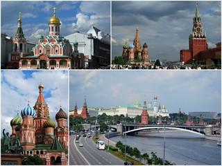 Le ciel de Moscou