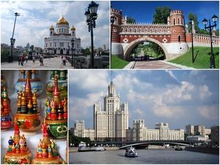 Le tourisme dans Moscou