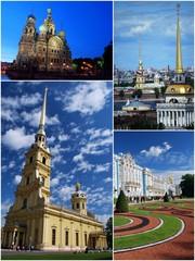 Couleurs à Saint Petersbourg