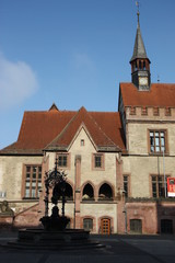 Altes Rathaus in Göttingen