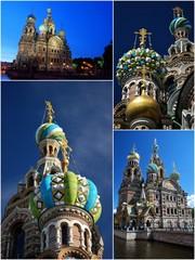 Le Sang Versé à Saint Petersbourg