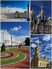 Promenade dans Saint Petersbourg