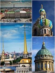 Dans la ville de Saint Petersbourg