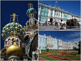 Une visite de Saint Petersbourg