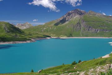 lac du mont cenis - savoie