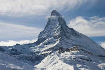 Matterhorn view from sourrounding mountains