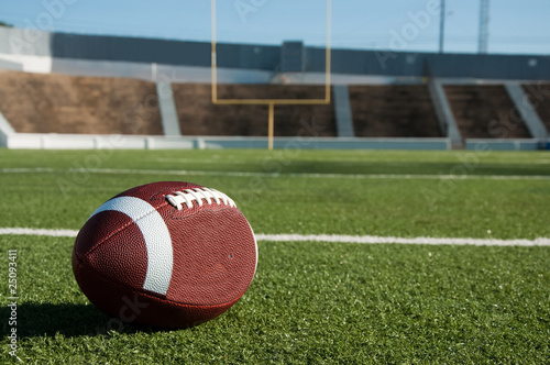 American Football on Field - 25093411