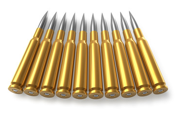 Bullets for sniper rifle