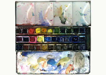 Favourite Paintbox