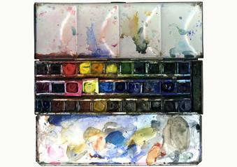 Favourite Paintbox