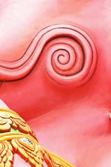 Ganesha's labium
