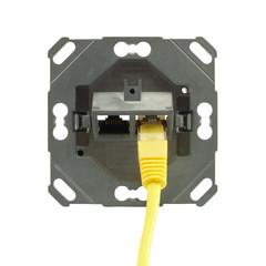 dual-port female connector RJ-45