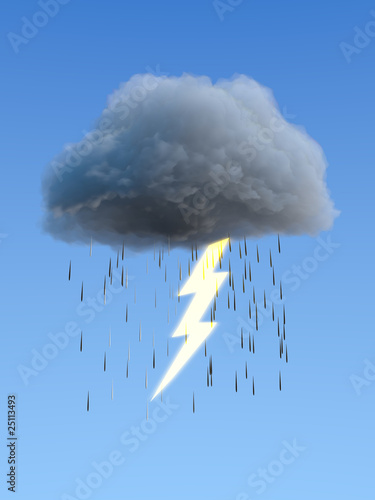 Lightening Cloud