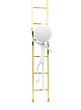 Mr. Emotion V53.1b Golden Ladder white