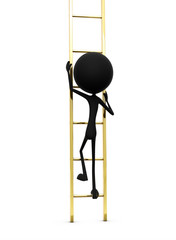 Mr. Emotion V53.1a Golden Ladder black