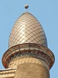 Decorative turret poster