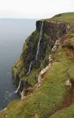 Cliffs at Waternish