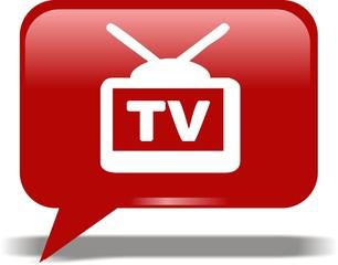 bulle télévision
