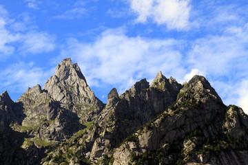 Maestosità alpina IX