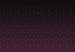 和柄模様のすかし 紫