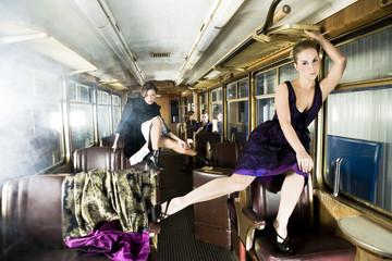 Fashiondesign by Sandra Zingeler