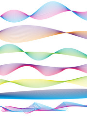 Wave form pattern