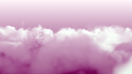 3d Cloud Fly Through in High Definition